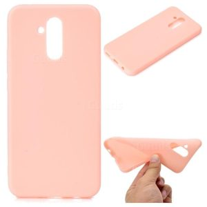Soft Case pink- Mate 20 Lite