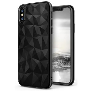 Forcell PRISM Case black - iPhone XR