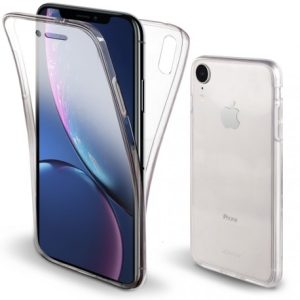 "360"" Ultra Slim Case transparent - iPhone XR"
