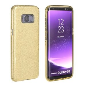 Forcell SHINING Case gold Samsung S20