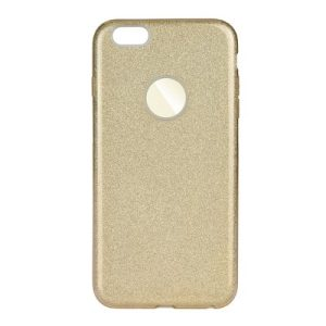 Forcell SHINING Case gold Huawei P40 lite