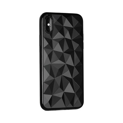 Forcell PRISM Case black Samsung A40
