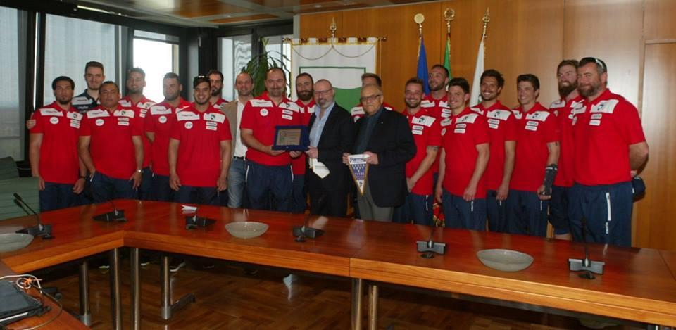 Fortitudo premiata in regione (Ferrini - Fortitudo Baseball)