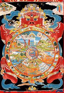 Bhavachakra: Wheel of Life