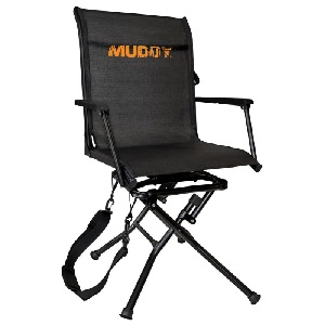 portable hunting chair dining covers cork 12 of the best swivel chairs for 2019 keys to muddy ease ground seat
