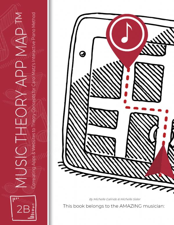 Music Theory App Map 2B