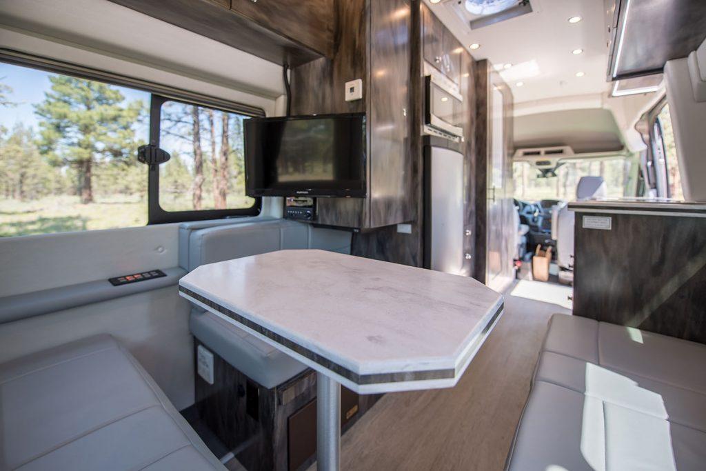 Customize Your Van Keystone Coach Works