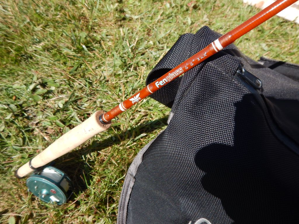 Fenwick Fenglass Fiberglass Fly Rod Review