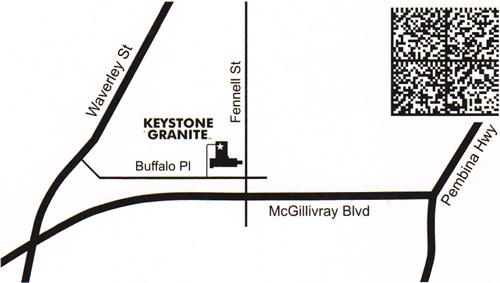 Keystone-map