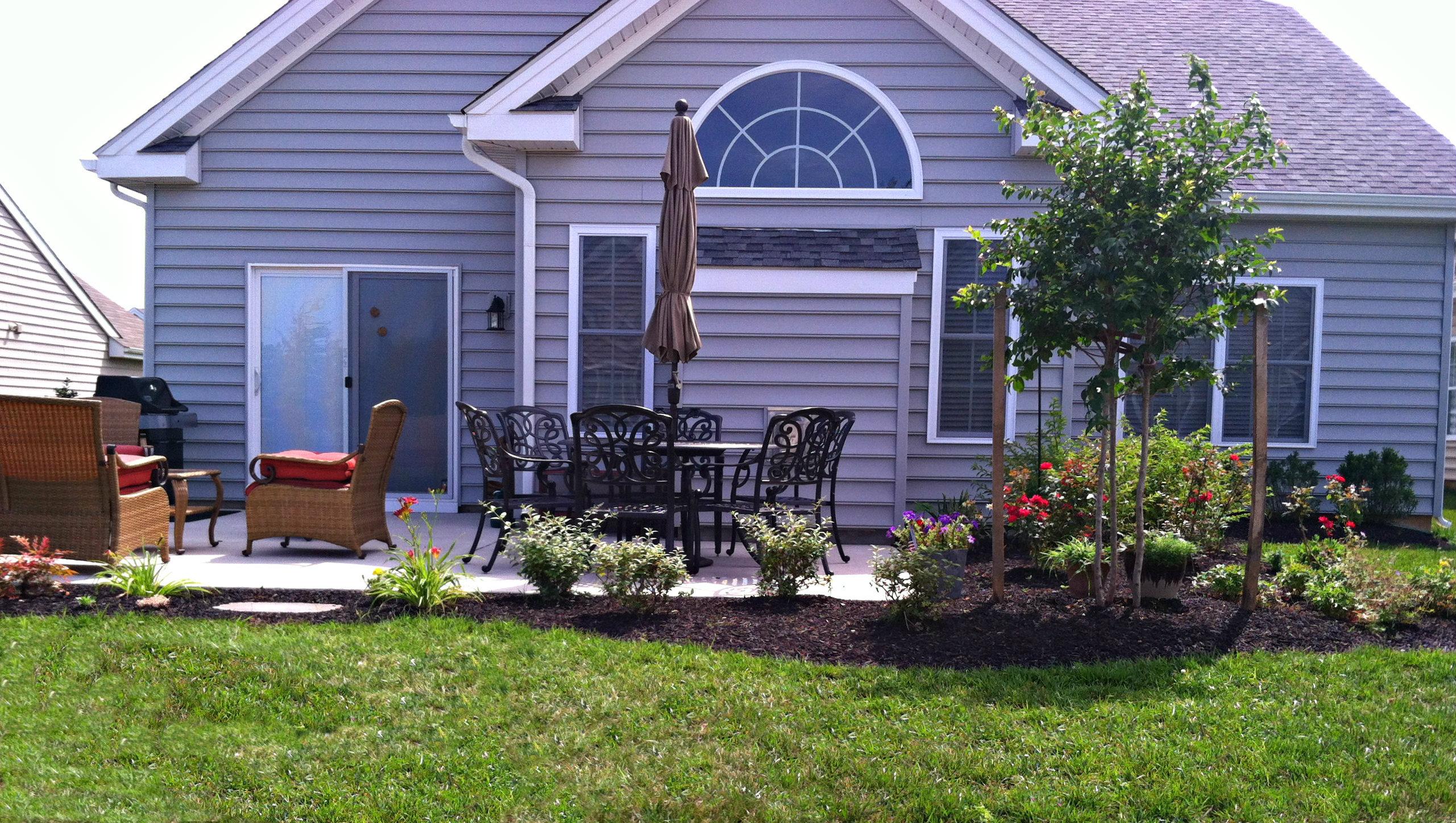 Patio Design and Installation  Keystone Lawn Company