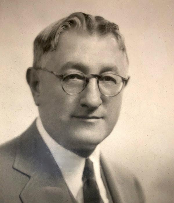 Abraham Rutt of Keystone Paper & Box Company