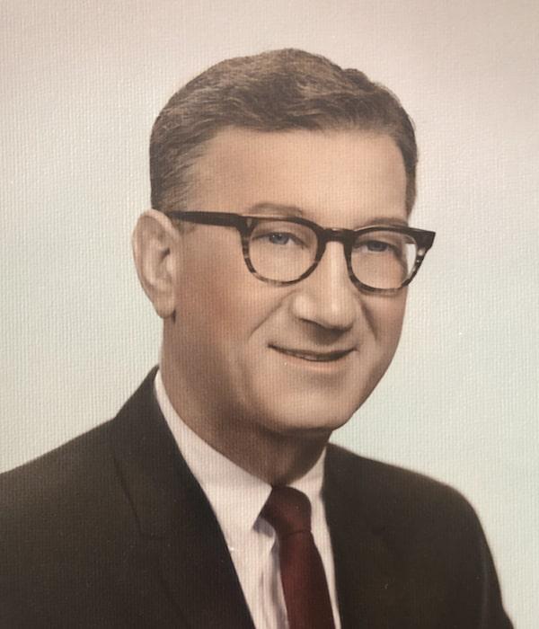 Melvin Rutt of Keystone Paper & Box Company
