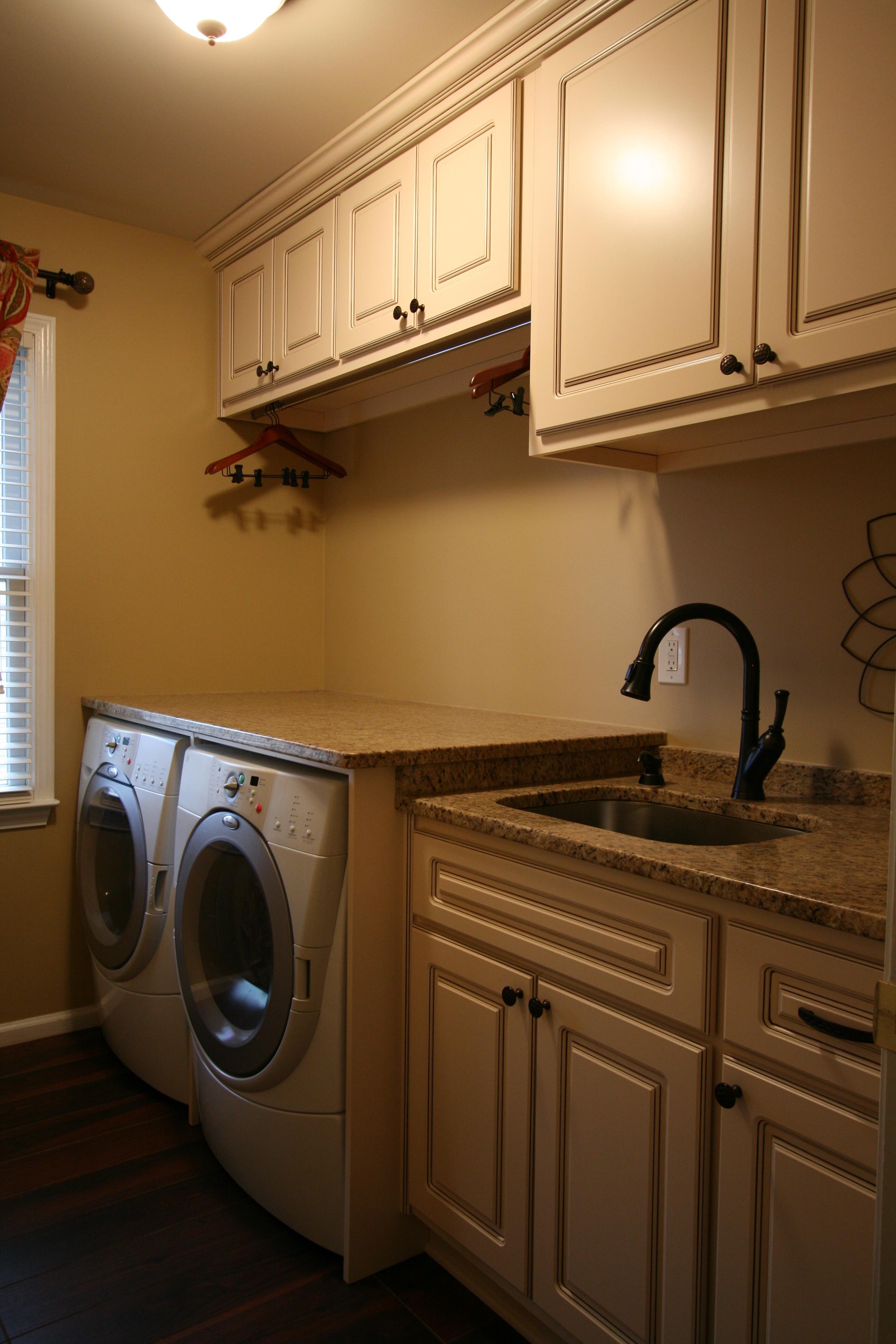 Laundry Room Remodel – Keystone Remodeling – Basements, Kitchen, Baths