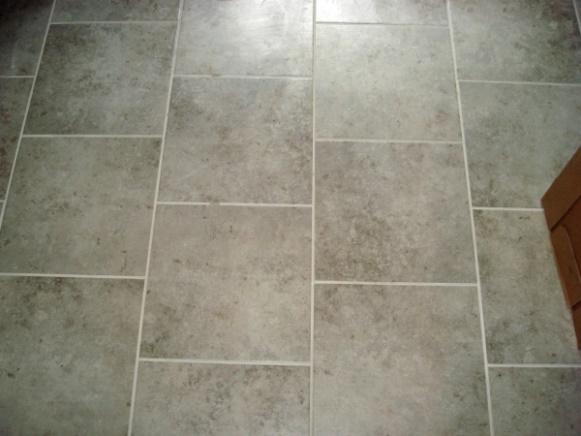 laying tile keystone remodeling