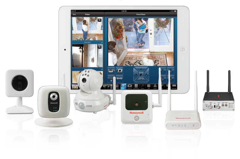 Residential Security Equipment
