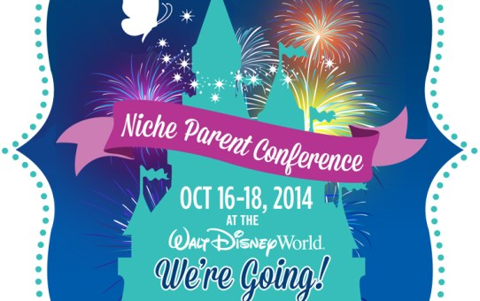 I Want You To Attend #NicheParent14 With Me!