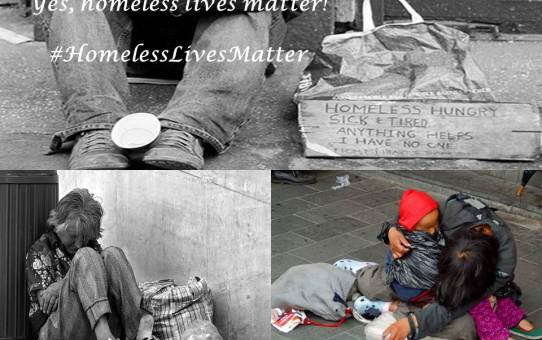 Atlanta Still Has A Big Challenge ~ The Homeless Population!