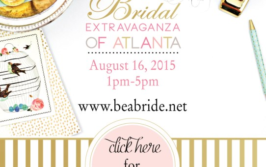 {WEDDING WEDNESDAY} ~ You Are Invited To The Bridal Extravaganza!
