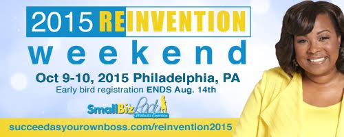 Are You In For The Reinvention Weekend?