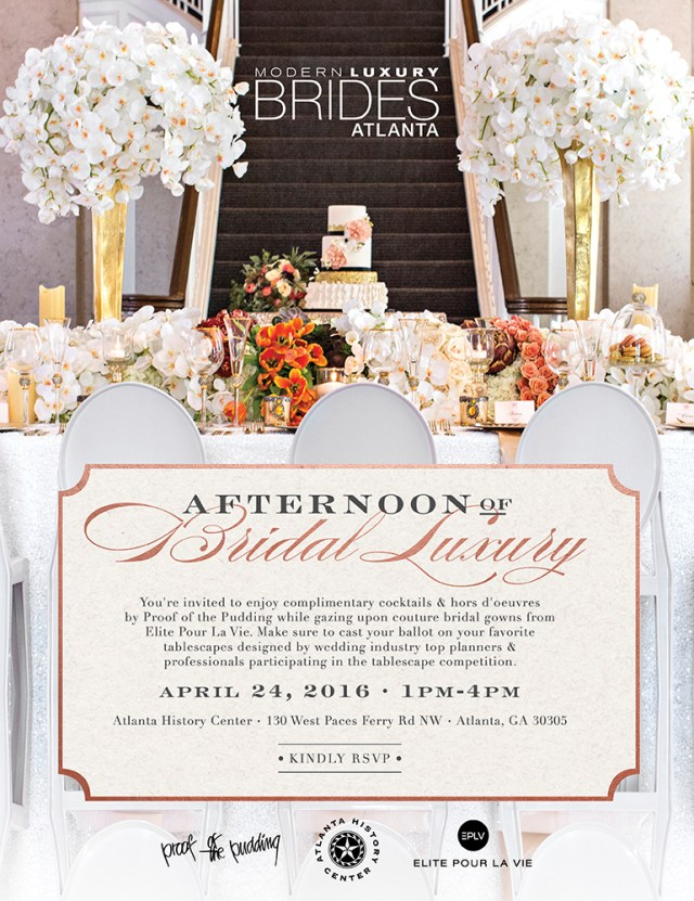 Modern-Bride-Invites-You-To-An-Afternoon-Of-Bidal-Luxury-On-April-2016