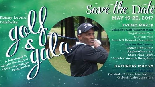 Kenny Leon's Celebrity Golf Tournament & Gala Is Coming