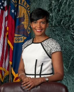 Keisha Lance Bottoms Is Officially Atlanta's 60th Mayor