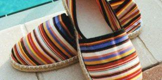#Toe2Toe: How to prepare your feet for a Florida Keys summer - A close up of a zebra striped socks - Shoe