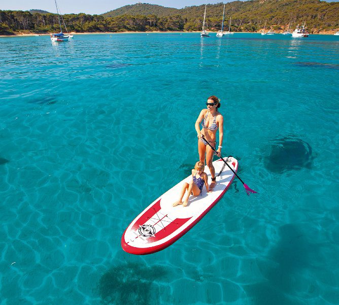 #Fact: Now that's what's SUP (finding the best paddleboard for your needs - A group of people swimming in a body of water - Paddleboard