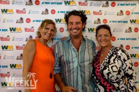 Bubba's Key West 2014 Gallery - A group of people posing for the camera - Carpet