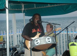 #Event: Frankendread to bring the rhythm to Cabana Breezes - A person sitting on a boat in the water - Boat