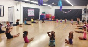 Rachel Glover's students at Body Language Studio are really enjoying the new space at the top of 60th Street.