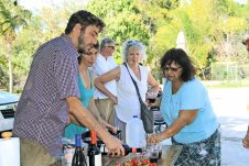 Cacao literally means fruit of the Gods. 'It's like watching a baby being born,' said chocolate lover Marie Geranian about the seed, and who wanted to know more about the process.