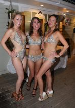 Sabrina West Swimwear models