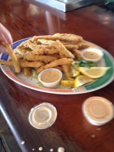 Hogfish Bar and Grill on Stock Island even serves the bean as a specialty appetizer — deep fried with a panko batter and served with buffalo sauce.