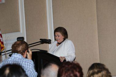 Honoree Sue Barroso