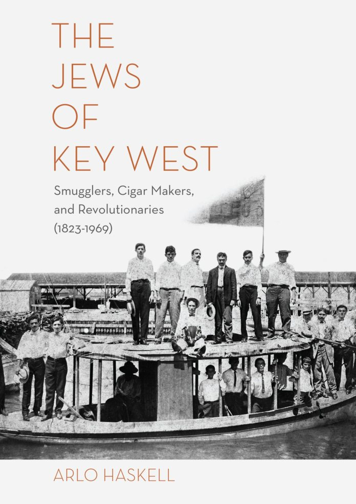 Revelations in Key West History - A group of people posing for a photo - The Jews of Key West: Smugglers, Cigar Makers, and Revolutionaries (1823-1969)