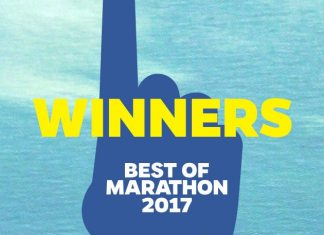 Best of Marathon 2017 - A close up of some water - Water resources