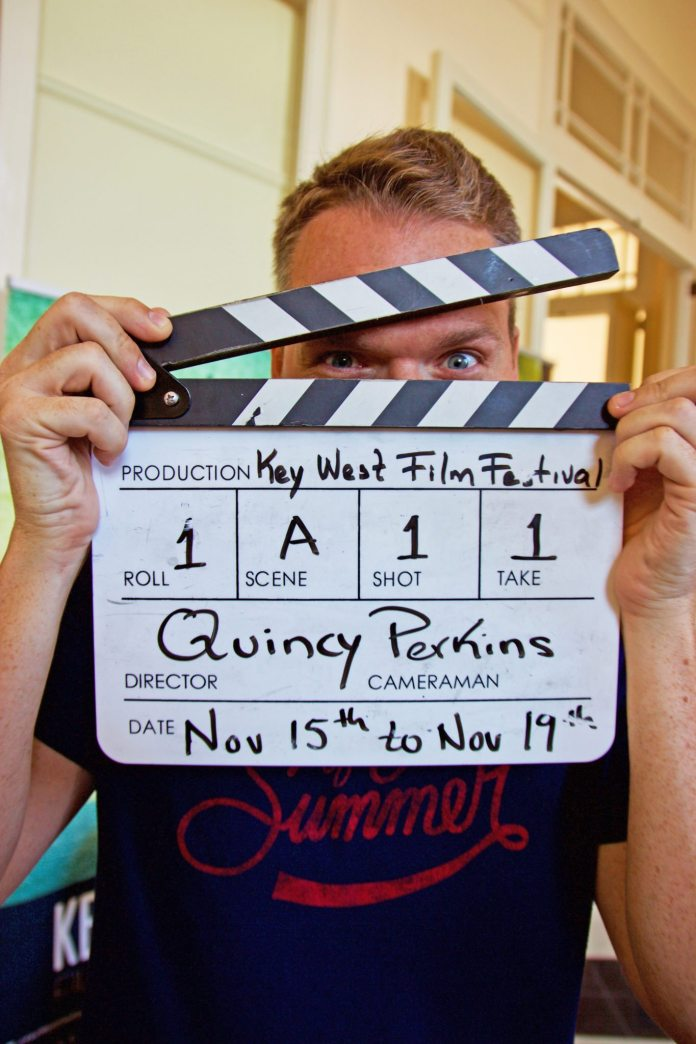 Key West Film Festival's Quincy Perkins
