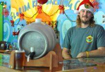 Irma Brew at Florida Keys Brewing Co.