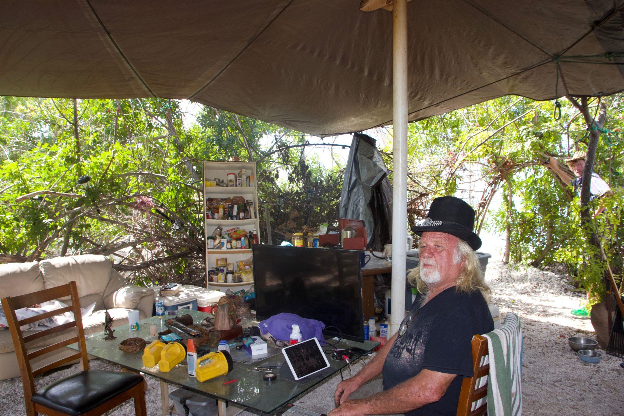 Wisteria Island: It's complicated   Florida Keys Weekly