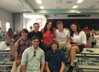 Ingenuity sends Keys students to State - A group of people posing for the camera - Florida Keys