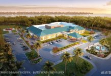 The future of health care – Baptist releases rendering of new Marathon hospital - A boat sitting on top of a grass covered field - Fishermen's Community Hospital