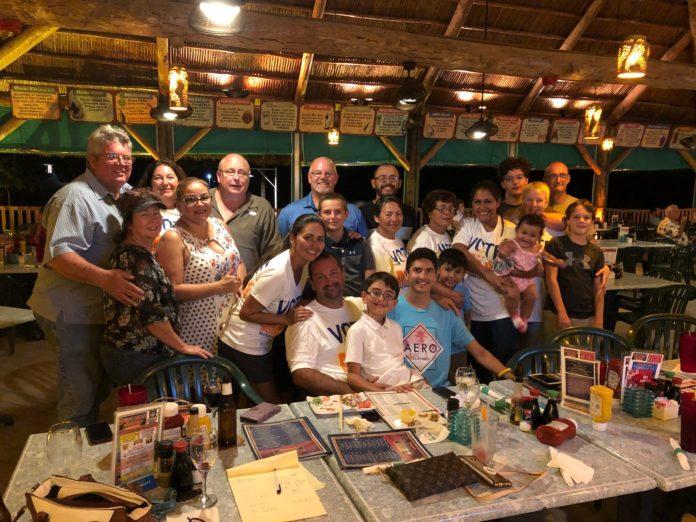 Marathon elects Gonzalez, Senmartin – Neugent's bid falls 44 votes short - A group of people posing for the camera - Mitsui cuisine M