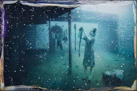 Keys photographer captures environmental crisis - A glass of water - Art museum