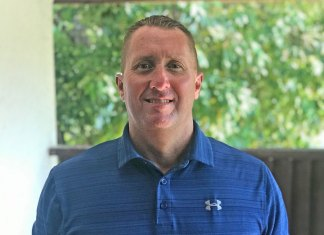 Martin named new MHS athletic director - A man smiling for the camera - Florida Keys