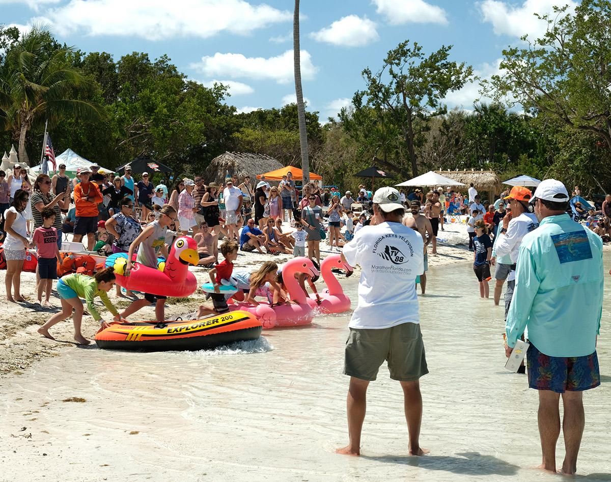 Island Fest in Islamorada: Cool Music and Hot Cars