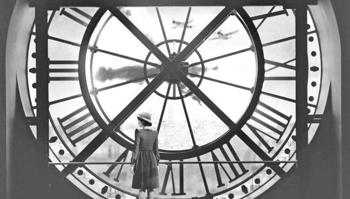 'The Lost Girls Of Paris' Goes Back in Time – Author Pam Jenoff speaks at Books & Books April 17 - A close up of a giant clock - The Lost Girls of Paris