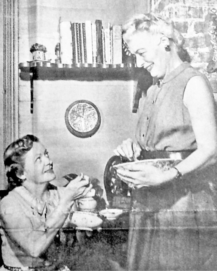 Robert the Doll's Killer Key Lime Pie - A vintage photo of a person - Key lime pie
