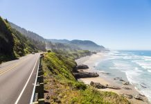 Top 10 Reasons to Leave the Islands on Vacation - A view of the side of a mountain road - Los Angeles
