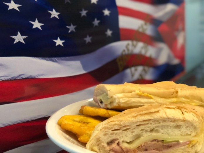 La Niña 2 opens in mid-town on Aug. 23 - A close up of a sandwich on a plate - Florida Keys